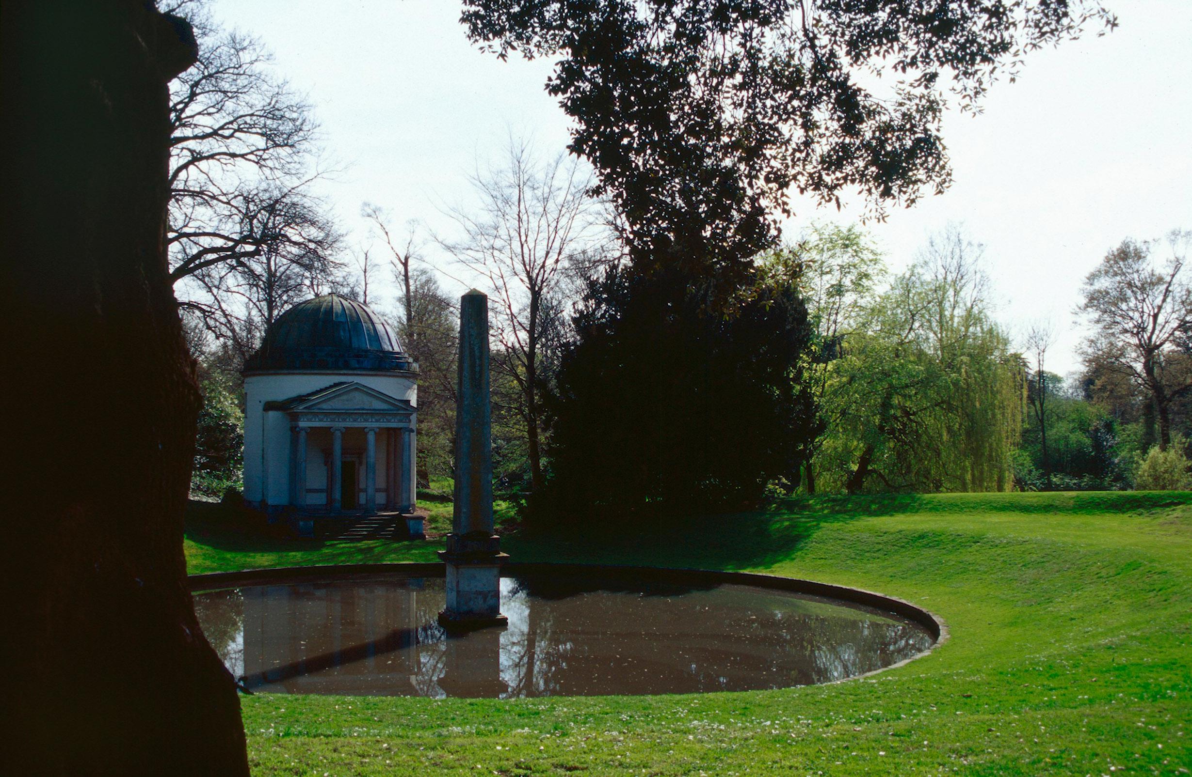 Chiswick - Il giardino degli aranci ...